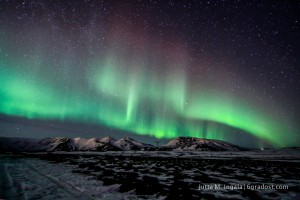 Reiseberichte zu Nordlichtern gibt es bei 6GradOst