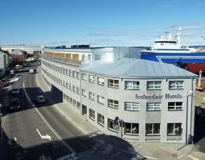 Das Icelandair Hotel Marina in Reykjavík
