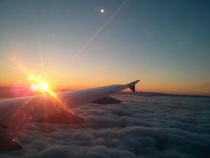 Über den Wolken Islands