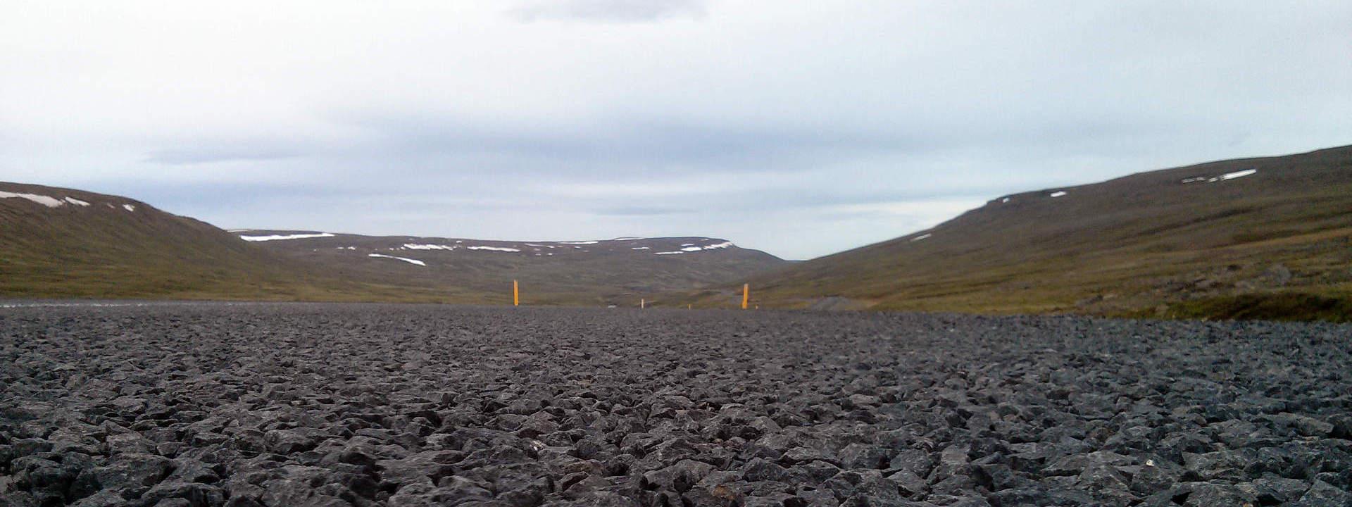 Road trip: Auto fahren in Island