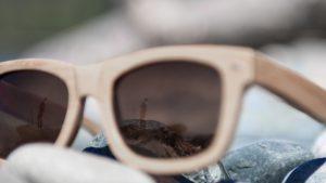 Eine Sonnenbrille für Island