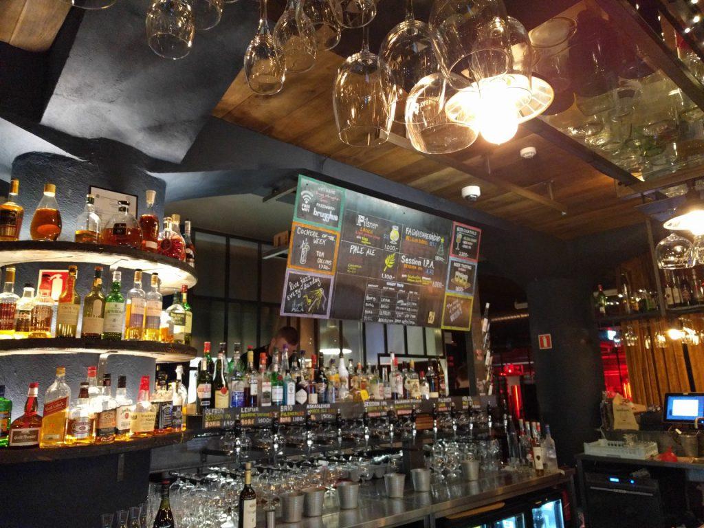 Island Bar Preise Kosten