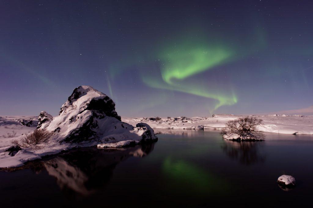 Faszination Island Nordlichter