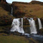 Wasserfall Gluggafoss / Merkjarfoss in Island