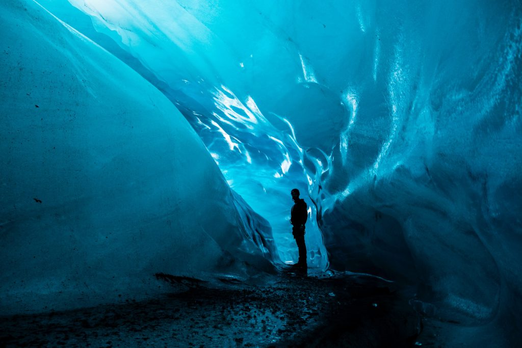 Faszination Island Gletscher Eis