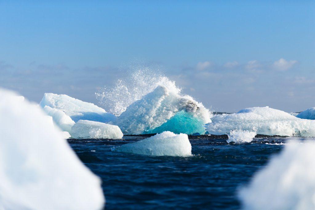 Reisetipp in island: Die Gletscherlagune