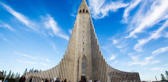 Island Reisetipps: Die Hallgrímskirkja