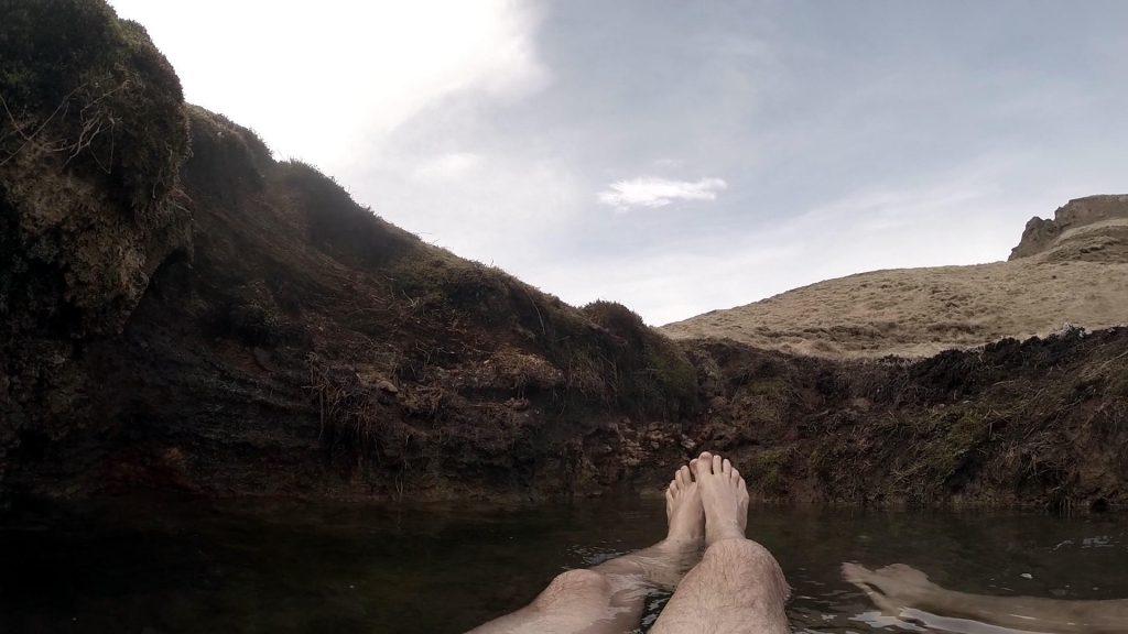 Faszination Island: Heißer Fluss in Reykjadalur