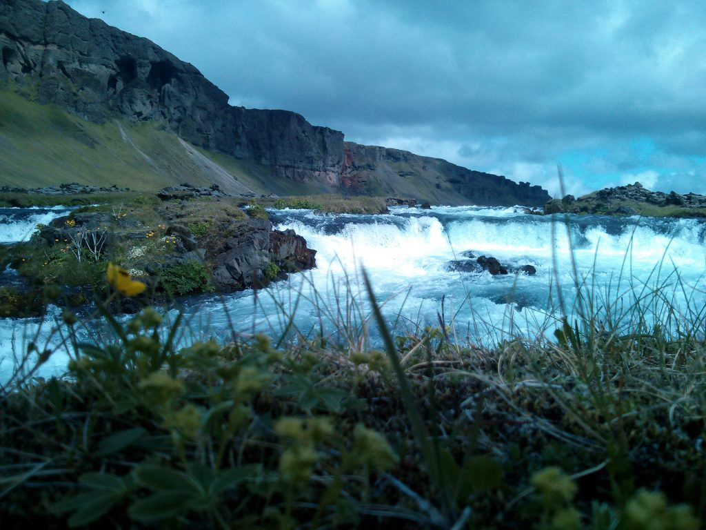 Sommer in Island, eine gute ReisezeitSommer in Island, eine gute Reisezeit