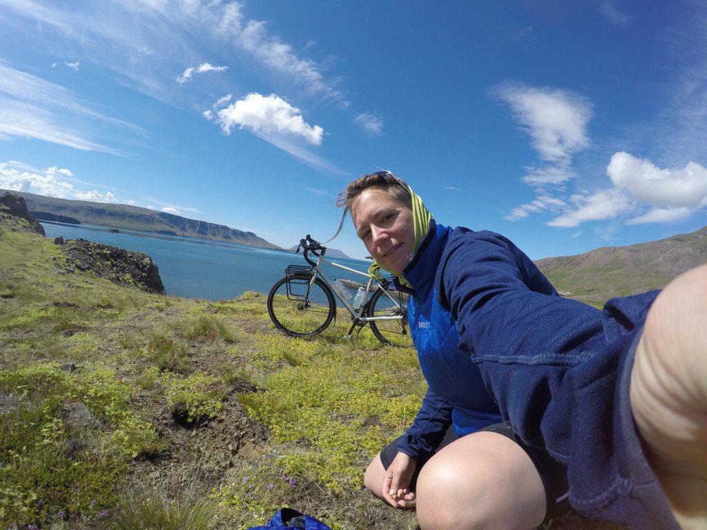 Radtour durch Island
