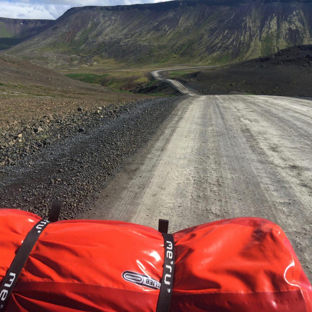 Mit dem Rad in Island unterwegs
