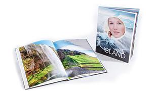 Ein Fotobuch aus Island als Geschenk Idee