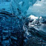 6 Grad Ost - Eishöhle in Island