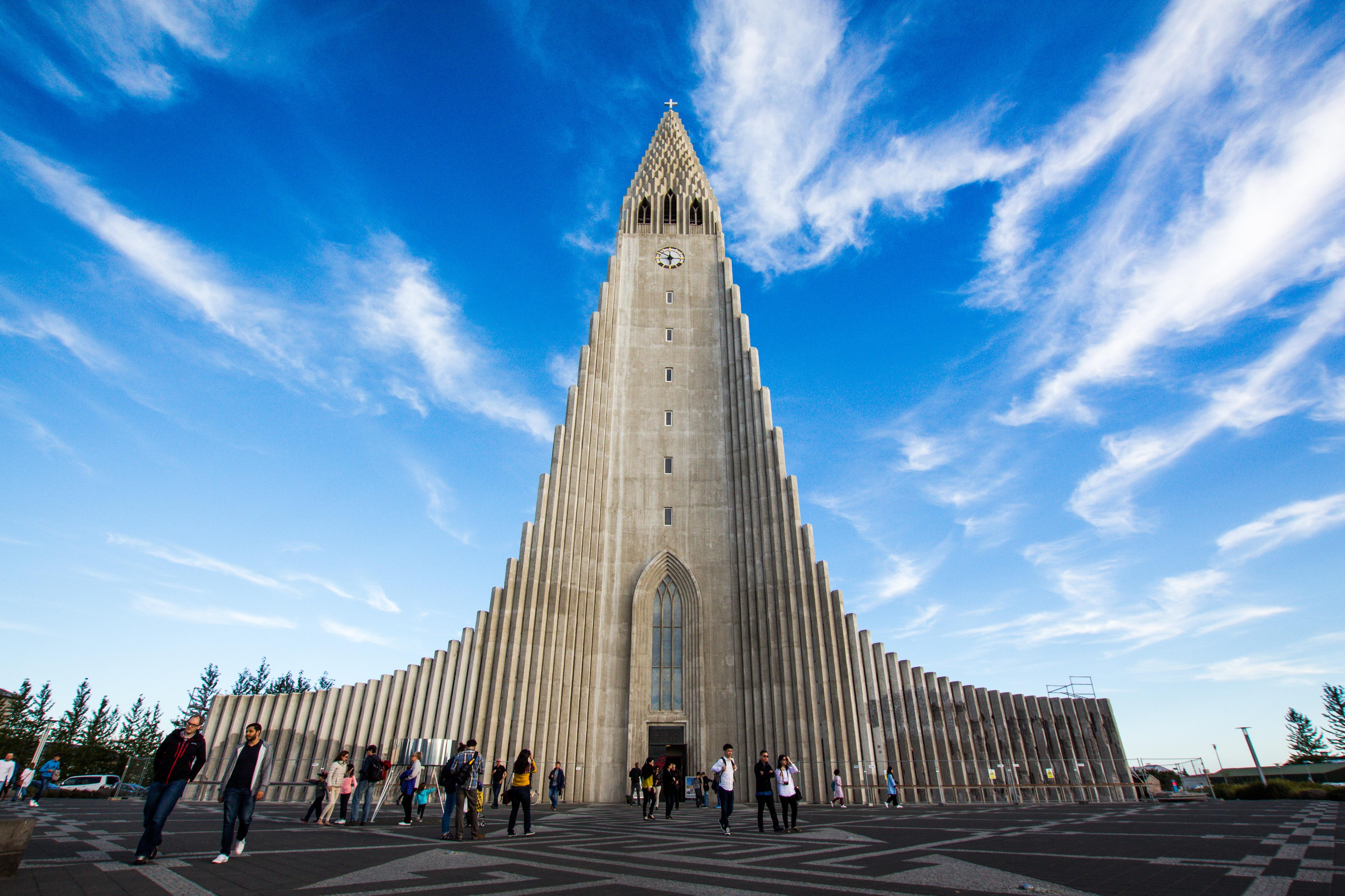 Reykjavík als Startpunkt für den Golden Circle