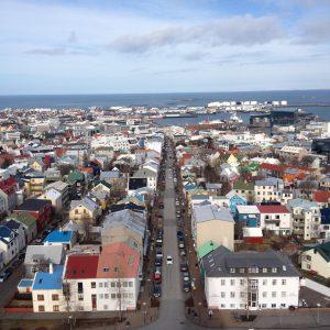 Nina Sahm war zur Recherche auch in Reykjavík