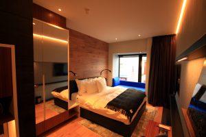 Das Zimmer im ION City Hotel in Reykjavík