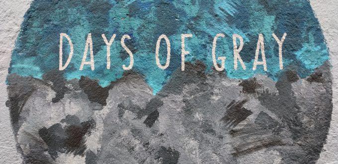 Reykjavik bei Regen Island Days of Gray