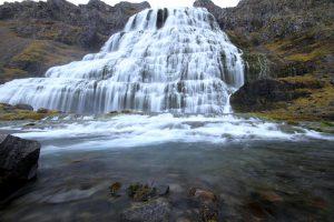 Dynjandi - Der größte Wasserfall in den Westfjorden Islands