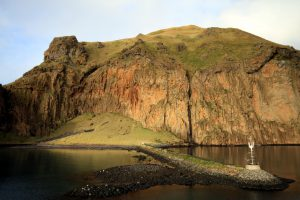 Der Berg Heimklettur - Eine tolle Wanderung zum höchsten Punkt der Westmännerinseln / Vestmannaeyjar