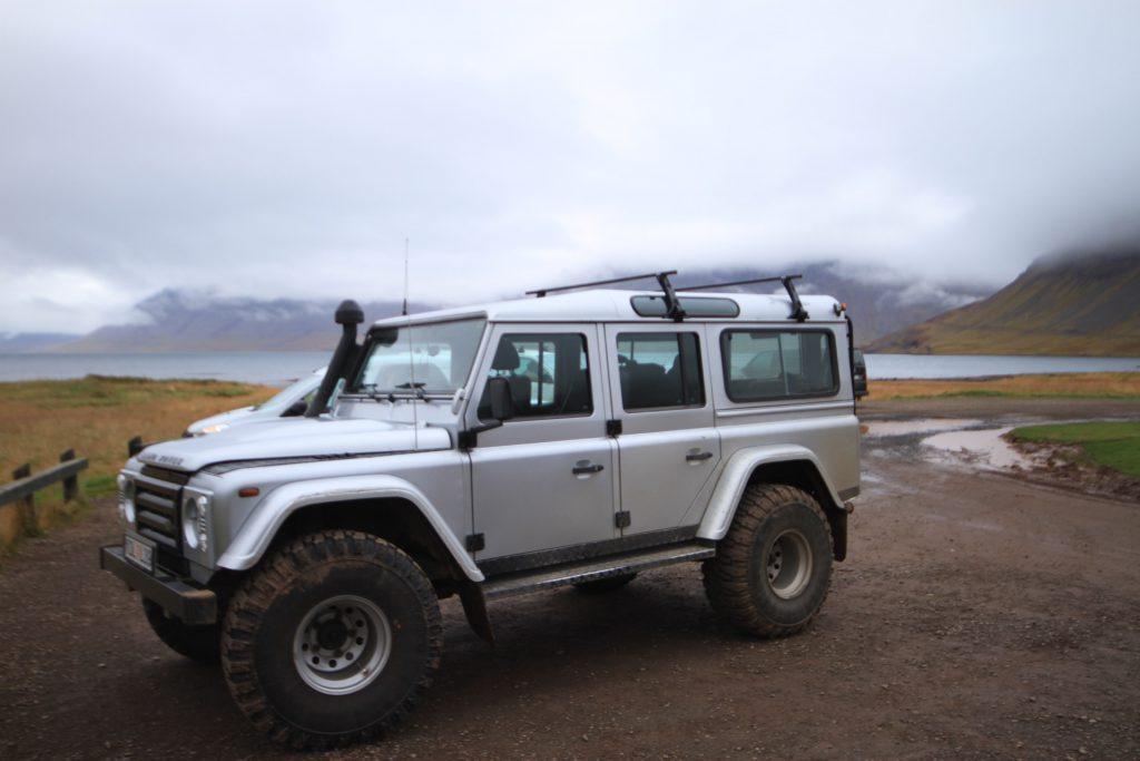 Erfahrungsbericht Mietwagenb in Island: Je nach Route muss das Gefährt ein Profi sein ;-)