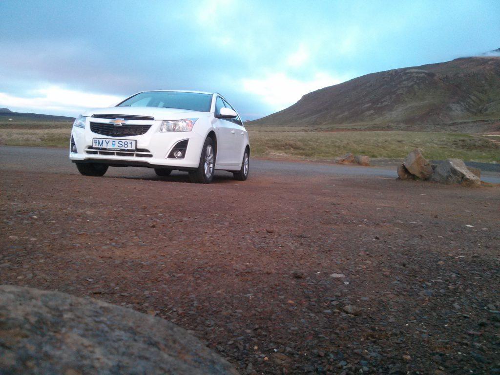Mein erster Roadtrip in Island: Gebucht war ein Golf, es wurde ein Kombi
