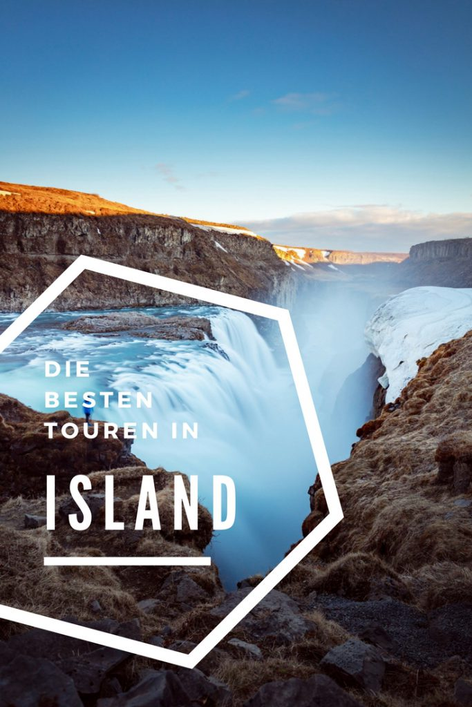 Pin it! Die besten Touren in Island