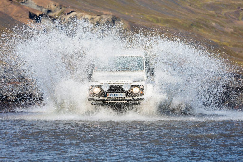 Gekonnt mit dem Jeep nach Þórsmörk - Foto von Jeroen van Nieuwenhove