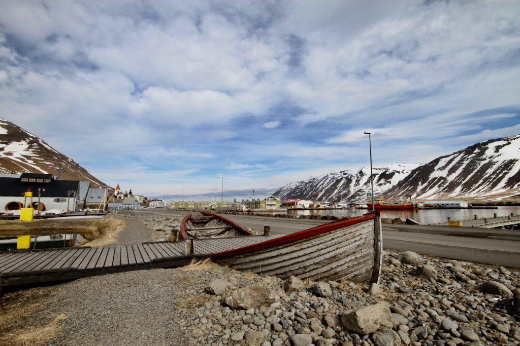 Siglufjörður: Ein tolle kleiner Ort in Islands Norden, abseits des Touristenpfad
