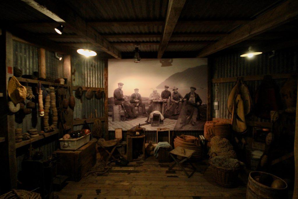 Das Hering Era Museum in Siglufjörður