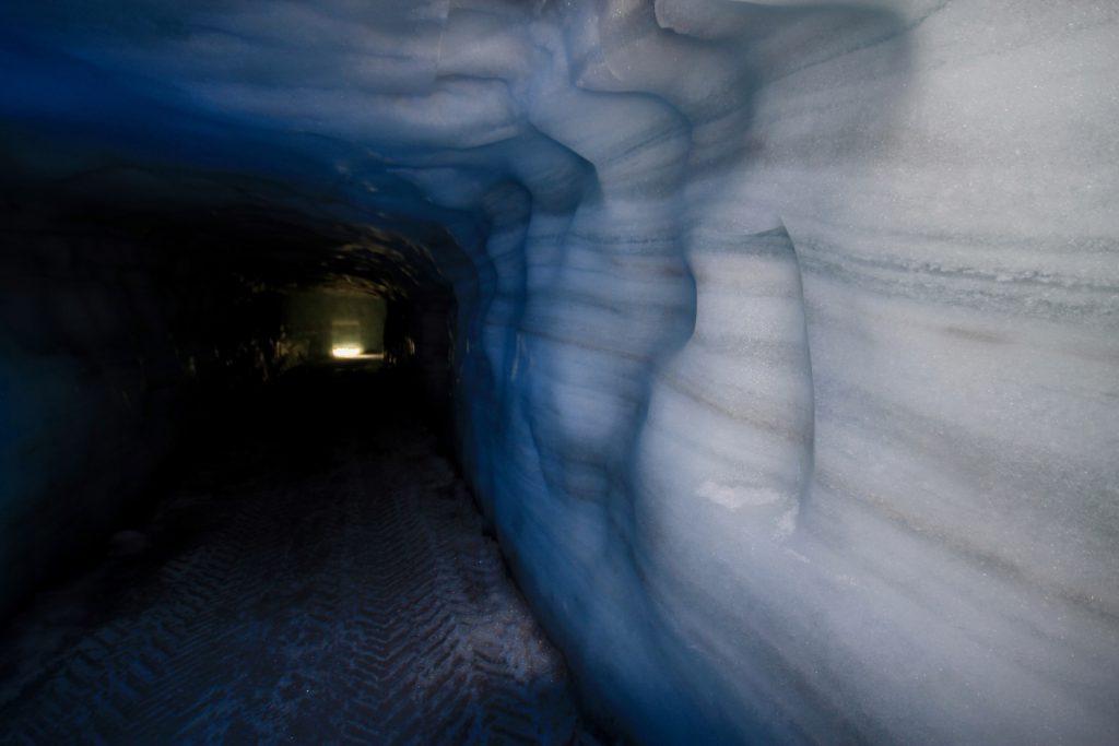 Into the Glacier - Erfahrungsbericht aus der Eishöhle am Langjökull