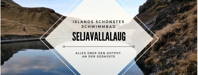 Seljavallalaug Island Hotpot Schwimmbad