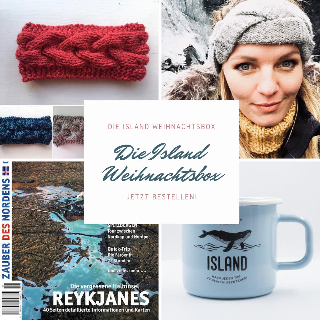 DIe Island Geschenbox als Weihnachtsgeschenk: Jetzt bestellen!