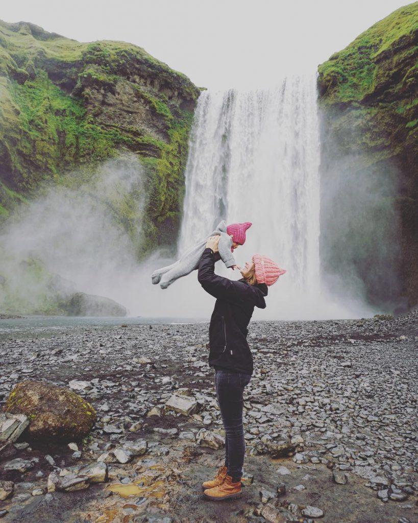 Island mit Kindern: Sophie von Maybe you like im Interview