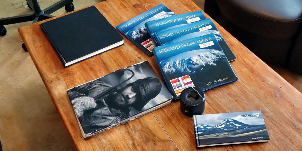 Passende Reiseliteratur für Island